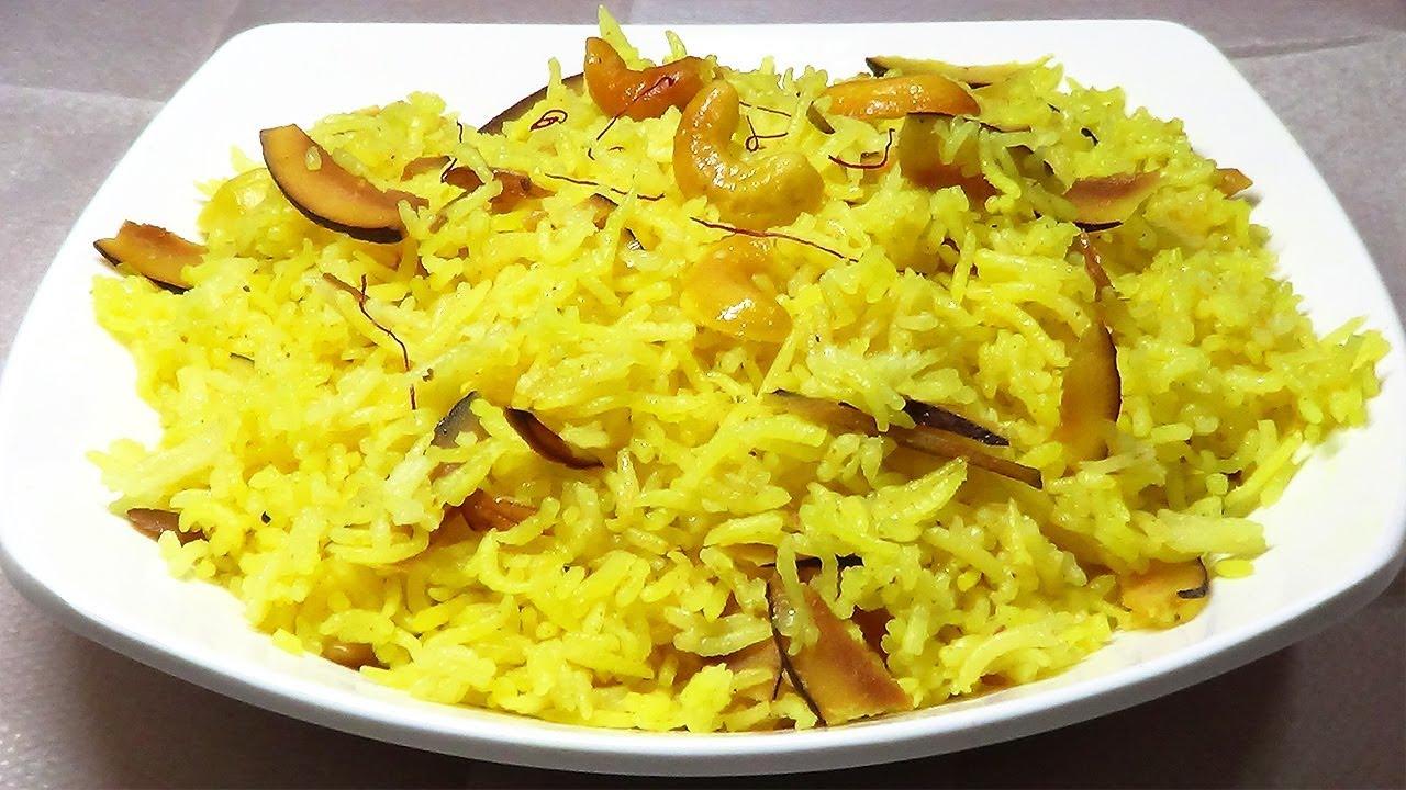 Vasant-Panchami-Festival-Food-Meethe-Chawal