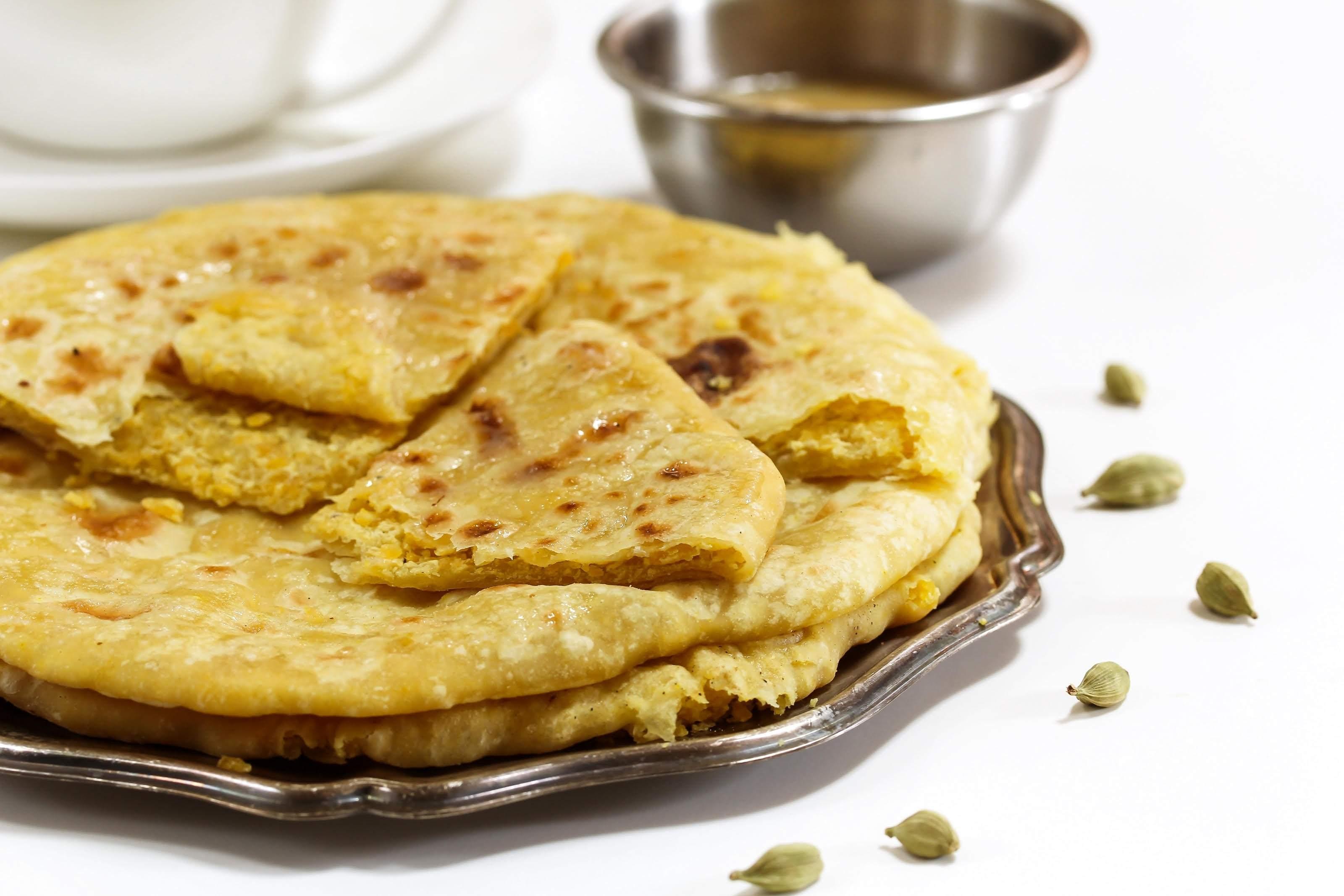 Vasant-Panchami-Festival-Food-Puran-Poli