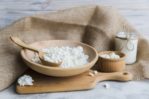 natural-fat-burning-foods-cottage-cheese